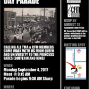 2017 TMA Labour Day Parade