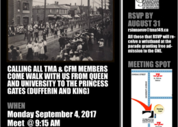 2017 TMA Labour Day Parade