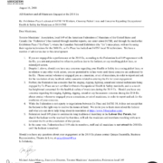 2018 Letter to Musicians