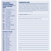 MOTY and LAA Nomination Form