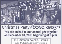 2018 TMA Christmas Party