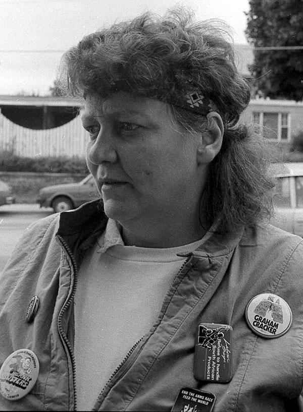 Arlene Mantle