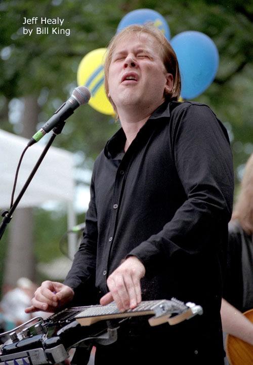Jeff Healy