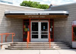 Sanderson Branch Library