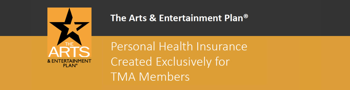 The Arts and Entertainment Plan Banner